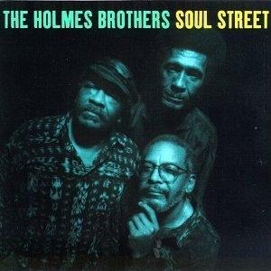 Soul Street album cover