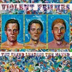 The Blind Leading The Naked album cover