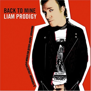 Back To Mine (Vol. 23: Liam Prodigy) album cover
