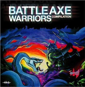 Battle Axe Warriors Compilation album cover