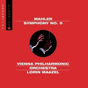 Mahler: Symphony No.5 In C Sharp Minor album cover