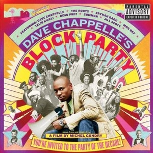 Dave Chappelle's Block Party: Original Motion Picture Soundtrack album cover