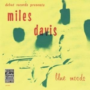 Blue Moods album cover