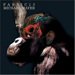 Fabric 13 album cover