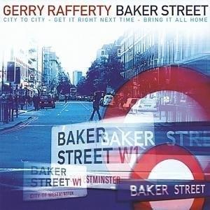 Baker Street album cover