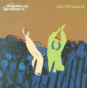 Out Of Control (Single) album cover