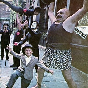 Strange Days album cover