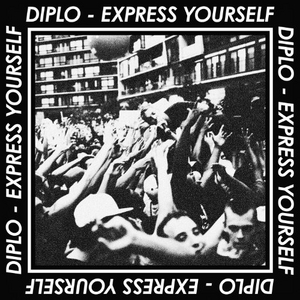 Express Yourself EP album cover