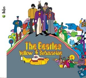 Yellow Submarine (Remastered) album cover