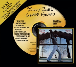 Glass Houses (Limited Edition) album cover