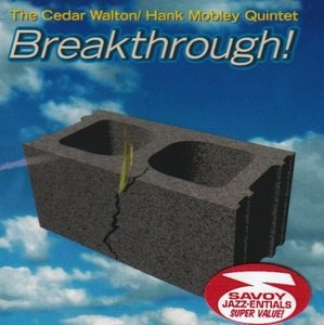 Breakthrough! album cover