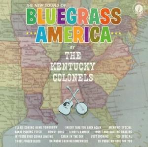 New Sound Of Bluegrass America album cover