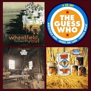 Wheatfield Soul~ Share The Land~ Canned Wheat album cover