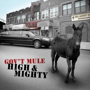 High & Mighty album cover