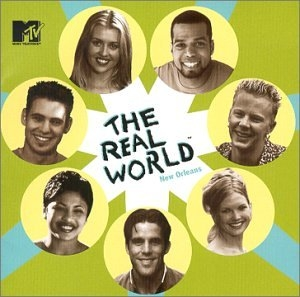 MTV's The Real World: New Orleans album cover
