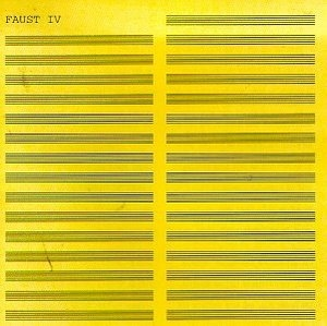 Faust IV album cover
