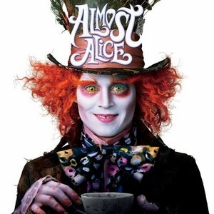 Almost Alice album cover
