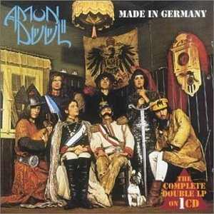 Made In Germany album cover