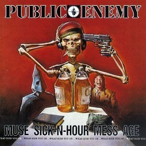 Muse Sick-N-Hour Mess Age album cover
