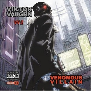 Venomous Villain album cover