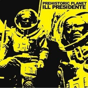 Prehistoric Planet album cover