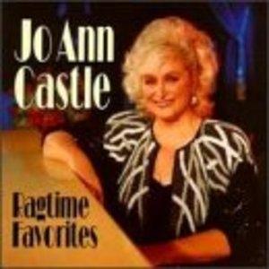 Ragtime Favorites album cover