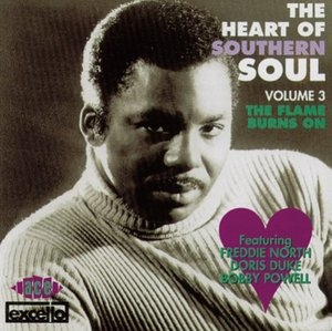 The Heart Of Southern Soul, Volume 3: The Flame Burns On album cover