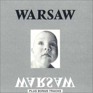 Warsaw album cover