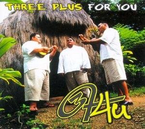 Three Plus For You (3+4U) album cover