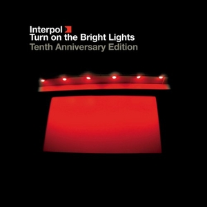 Turn On The Bright Lights (10th Anniversary Edition) album cover