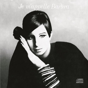 Je M'appelle Barbra album cover
