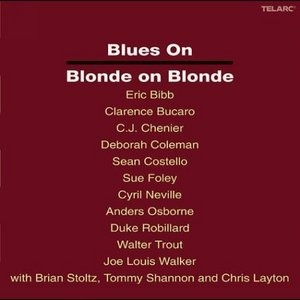 Blues On Blonde On Blonde album cover