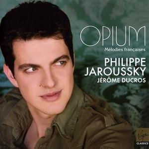 Opium: Mélodies Francaises album cover
