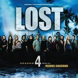 Lost: Season 4 (Original Television Soundtrack) album cover