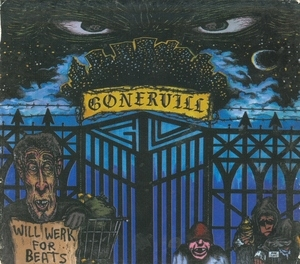 Gonervill album cover