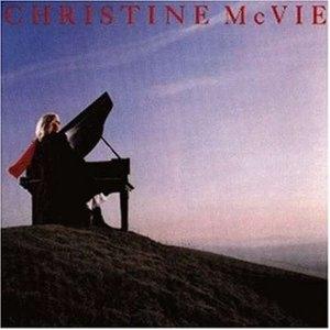 Christine McVie album cover