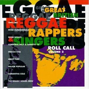 Roll Call, Vol. 2: Great British Reggae Rappers And Singers album cover