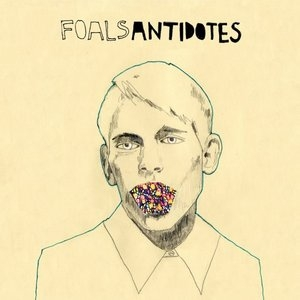 Antidotes album cover