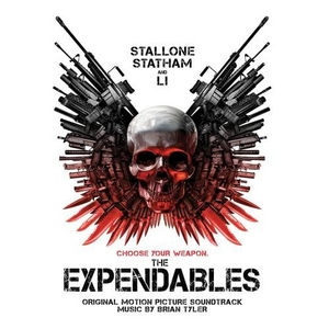 The Expendables: Original Motion Picture Soundtrack album cover