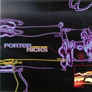 Porter Ricks album cover