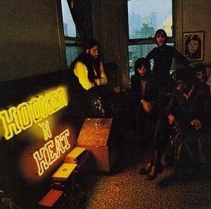 Hooker 'N Heat album cover