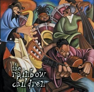 The Rainbow Children album cover