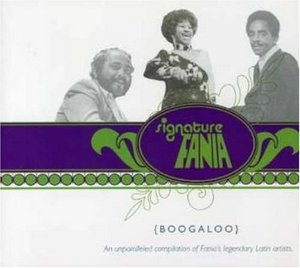 Fania Signature: Boogaloo album cover