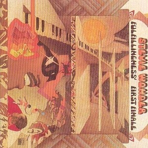 Fulfillingness First Finale album cover