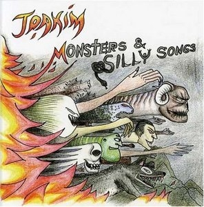 Monsters & Silly Songs album cover
