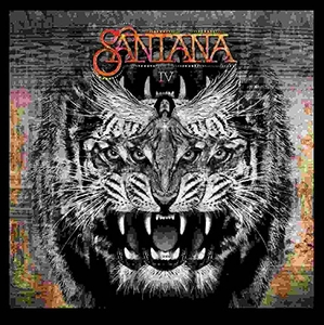 Santana IV album cover