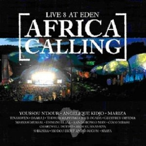 Africa Calling: Live 8 At Eden album cover