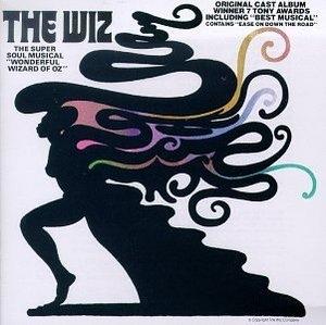 The Wiz: The Super Soul Musical (1975 Original Broadway Cast) album cover