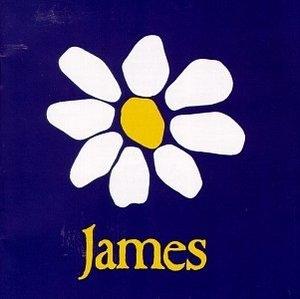 James album cover