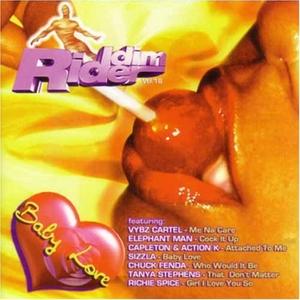 Riddim Rider, Vol. 18: Baby Love album cover